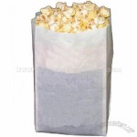 Microwave Popcorn in Custom Bag