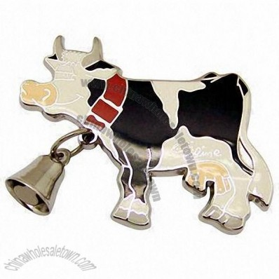 Milk Cow Fridge Magnet