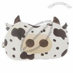 Milk Cow Plush Cushion for Car Neck Pillow