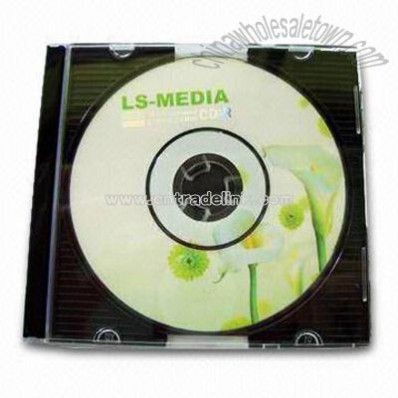 Mini 5.2mm CD Jewel Case