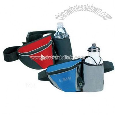 Mini Bottle Holder/Waist Bag