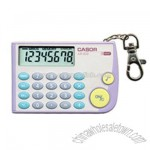 Mini Calculator with Keychain