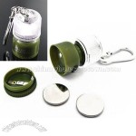 Mini Camping Reading LED Flash Lantern Light Carabiner