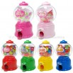 Mini Candy Dispenser with Coin Bank / Gumball Machine
