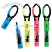 Mini Carry-Biner Highlighter Pen