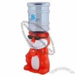 Mini Cartoon Plastic Water Dispenser