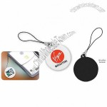 Mini Cleaning Phone Charm with Logo