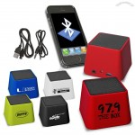 Mini Color Cube Bluetooth Speaker