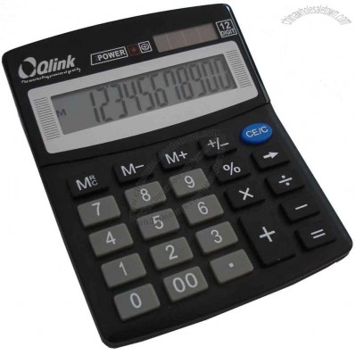 Mini Desktop Solar Power Gift Calculator