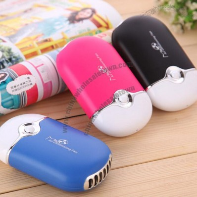 Mini Handheld Air-conditioning Fan