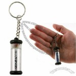 Mini Kaleidoscope with Keychain