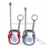 Mini Keychain Style Walkie-talkie