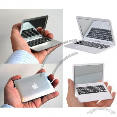 Mini Macbook Air Pocket Cosmetic Mirror