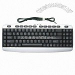 Mini Multimedia Keyboard