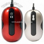 Mini Optical Mouse with Ergonomic Design