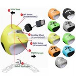 Mini Optical Mouse with Retractable Cable