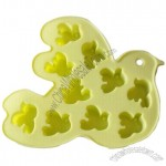 Mini Pigeon Dove Shaped Silicone Ice Cube Tray