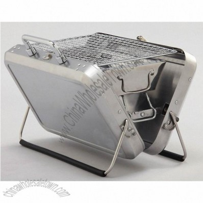 Mini Portabale Stainless Steel BBQ Grill