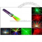 Mini Red/Green Laser Star