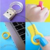 Mini Ring Usb Flash Drive