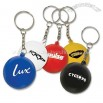 Mini Round Ball Stress Reliever Key Tag