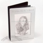 Mini Silver Photo Album (Holds 24 Pictures)
