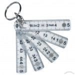 Mini Yardstick Keyring