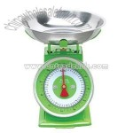 Mini bench scale-green