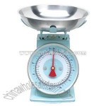 Mini bench scale-light blue