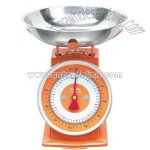 Mini bench scale-orange