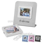 Mini digital photo frame with stand