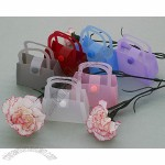 Miniature Frosted Purse Favor Containers