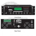 Mix Amplifier with CD+MP3+Tuner