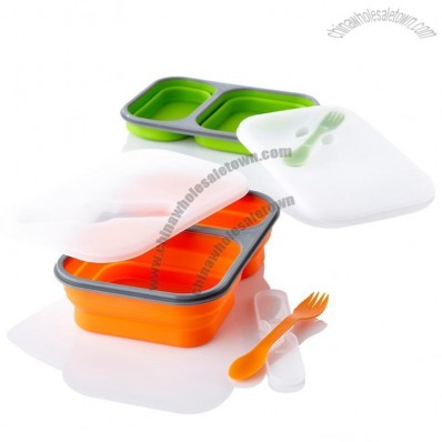 MoMA Design Store Collapsible Lunch Box - Large