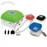 Mobile Charger W/ 4-port USB Hub