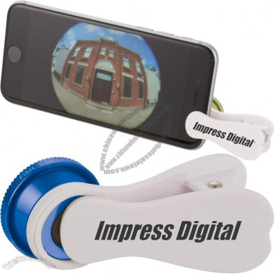 Mobile Fisheye Lens with Clip
