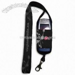 Mobile Phone Pouch Lanyard