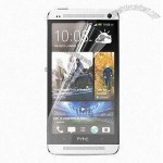 Mobile Phone Screen Protector for HTC One M7, High-clear