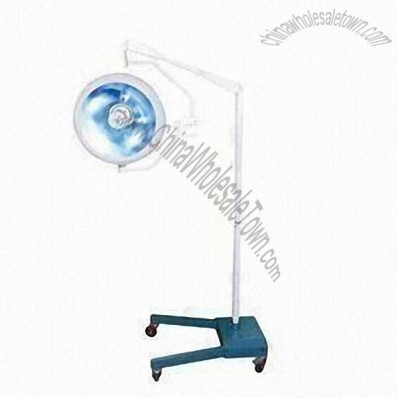 Mobile Stand Operation Surgical/Medical Lighting Lamp with 220W Input Power