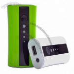 Mobile power bank for iPhone, iPod, mobile phone, MP3 player, Bluetooth and portable video game