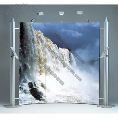 Modern Aluminum Display System