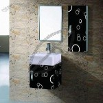 Modern Bathroom Cabinet Wall Hung