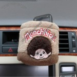 Monchhichi Cartoon Car Outlet Sundries Bag