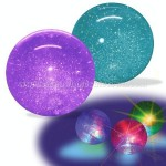 Mondo Light Up Hi Bounce Glitter Water Ball