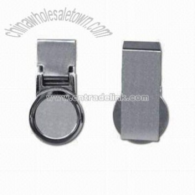 Money Clip Ball Marker