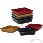 Money Valet - Leather Coin Trays
