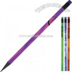 Mood pencil with colored eraser