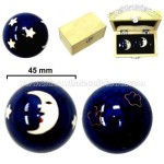 Moon & Stars Chime Ball Set Health Stress Therapy