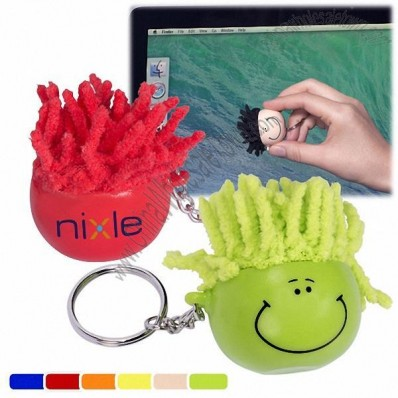 Mop Topper Screen Cleaner Key Chain
