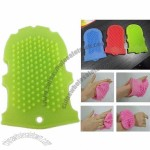 Most Comfortable Silicone Massage Glove For Shower